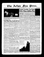 Acton Free Press (Acton, ON)11 Aug 1955