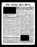 Acton Free Press (Acton, ON), August 18, 1955