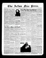 Acton Free Press (Acton, ON), August 25, 1955