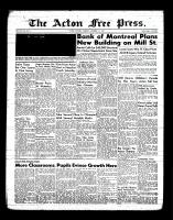 Acton Free Press (Acton, ON), September 1, 1955