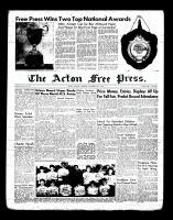Acton Free Press (Acton, ON), September 15, 1955