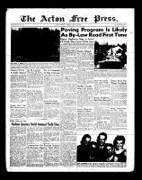 Acton Free Press (Acton, ON)24 May 1956