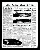 Acton Free Press (Acton, ON), July 5, 1956