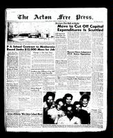 Acton Free Press (Acton, ON), September 27, 1956