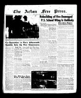 Acton Free Press (Acton, ON), October 4, 1956