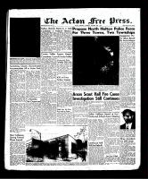 Acton Free Press (Acton, ON), October 18, 1956
