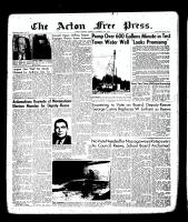 Acton Free Press (Acton, ON), November 29, 1956