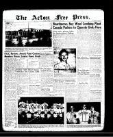 Acton Free Press (Acton, ON)29 Aug 1957