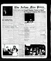 Acton Free Press (Acton, ON)5 Sep 1957