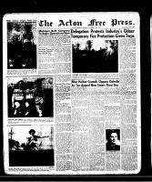 Acton Free Press (Acton, ON)19 Sep 1957