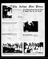 Acton Free Press (Acton, ON), May 29, 1958