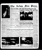 Acton Free Press (Acton, ON), July 24, 1958
