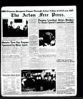 Acton Free Press (Acton, ON)31 Jul 1958