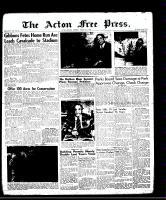 Acton Free Press (Acton, ON), August 21, 1958