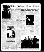 Acton Free Press (Acton, ON), September 25, 1958