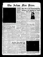 Acton Free Press (Acton, ON), February 25, 1960