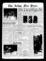 Acton Free Press (Acton, ON)3 Mar 1960