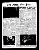 Acton Free Press (Acton, ON), April 14, 1960