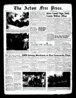 Acton Free Press (Acton, ON), July 14, 1960