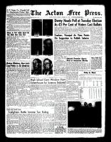 Acton Free Press (Acton, ON)8 Dec 1960