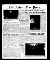 Acton Free Press (Acton, ON), January 5, 1961