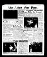 Acton Free Press (Acton, ON), February 2, 1961