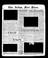 Acton Free Press (Acton, ON)16 Feb 1961