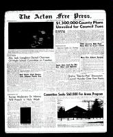 Acton Free Press (Acton, ON), March 23, 1961