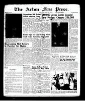Acton Free Press (Acton, ON), May 18, 1961