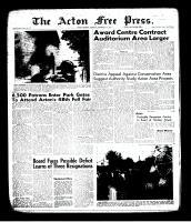 Acton Free Press (Acton, ON), September 21, 1961