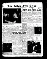 Acton Free Press (Acton, ON)28 Jun 1962