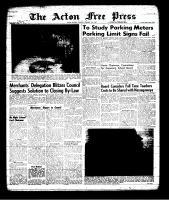 Acton Free Press (Acton, ON), February 14, 1963