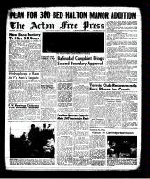 Acton Free Press (Acton, ON)13 Jun 1963