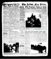 Acton Free Press (Acton, ON), August 1, 1963