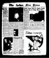 Acton Free Press (Acton, ON), December 26, 1963