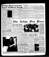 Acton Free Press (Acton, ON)9 Jul 1964