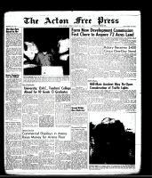 Acton Free Press (Acton, ON)20 Aug 1964