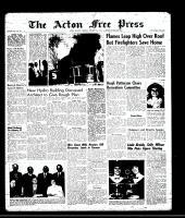 Acton Free Press (Acton, ON)21 Jan 1965