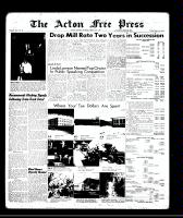 Acton Free Press (Acton, ON)25 Mar 1965