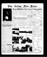 Acton Free Press (Acton, ON)25 Mar 1965