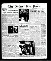 Acton Free Press (Acton, ON)9 Sep 1965