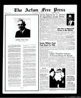 Acton Free Press (Acton, ON), January 20, 1966