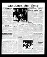 Acton Free Press (Acton, ON), February 3, 1966