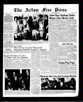 Acton Free Press (Acton, ON), February 24, 1966