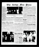 Acton Free Press (Acton, ON), March 3, 1966