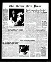 Acton Free Press (Acton, ON), March 10, 1966