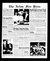 Acton Free Press (Acton, ON), March 17, 1966