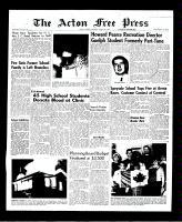 Acton Free Press (Acton, ON), March 24, 1966