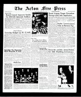 Acton Free Press (Acton, ON), May 5, 1966