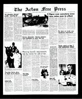 Acton Free Press (Acton, ON), May 26, 1966